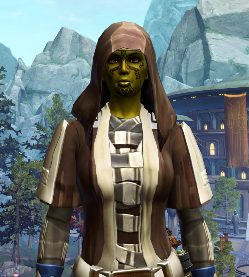 Ablative Lacqerous Armor Set from Star Wars: The Old Republic.