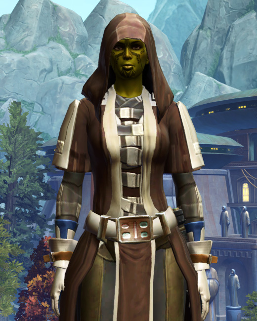 Ablative Lacqerous Armor Set Preview from Star Wars: The Old Republic.