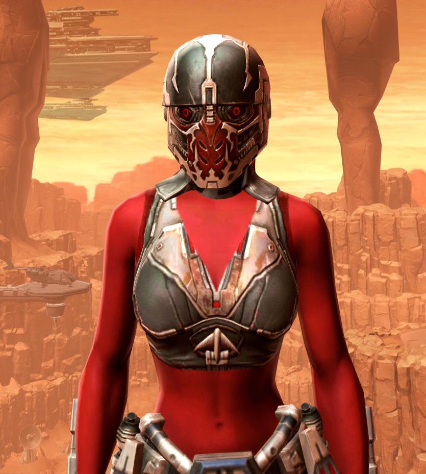 Ablative Resinite Armor Set from Star Wars: The Old Republic.
