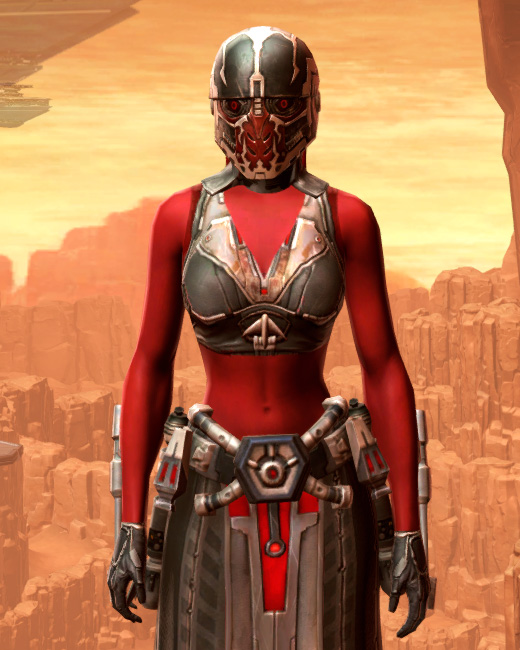 Ablative Resinite Armor Set Preview from Star Wars: The Old Republic.