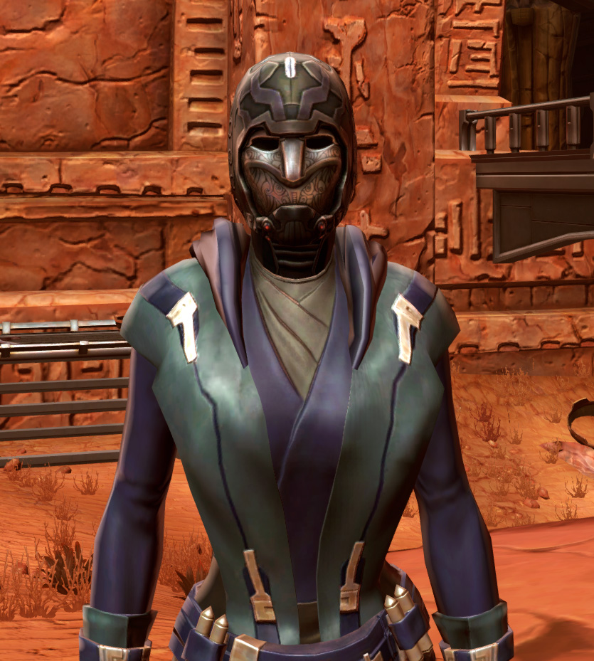 Acolyte Armor Set from Star Wars: The Old Republic.