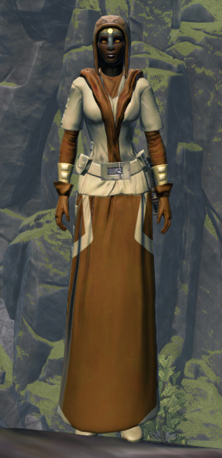 Acolyte Armor Set Outfit from Star Wars: The Old Republic.