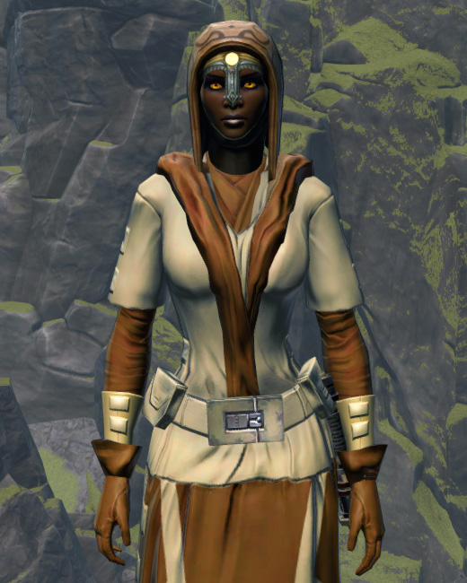 Acolyte Armor Set Preview from Star Wars: The Old Republic.