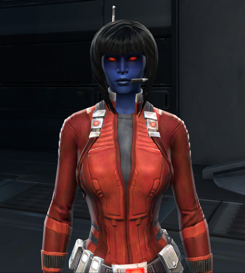 Adept Scout Armor Set from Star Wars: The Old Republic.