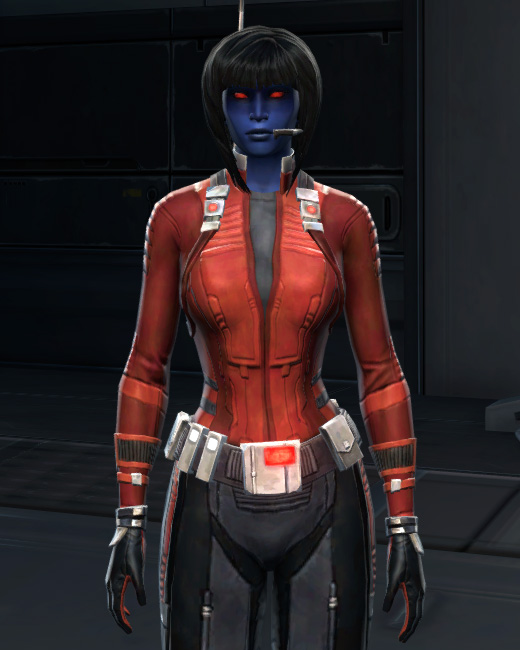 Adept Scout Armor Set Preview from Star Wars: The Old Republic.