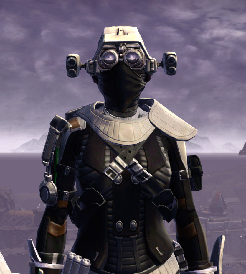 Advanced Slicer Armor Set from Star Wars: The Old Republic.