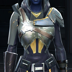 Agent's Exalted Armor Set armor thumbnail.