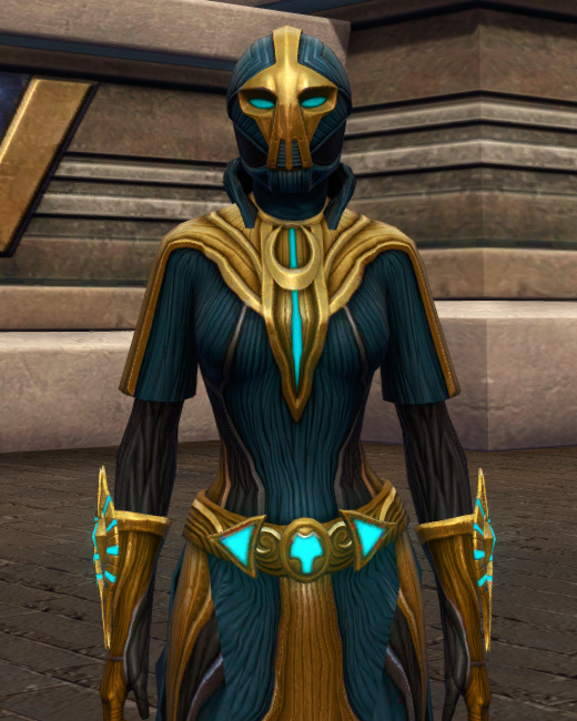 Aggressive Treatment Armor Set Preview from Star Wars: The Old Republic.