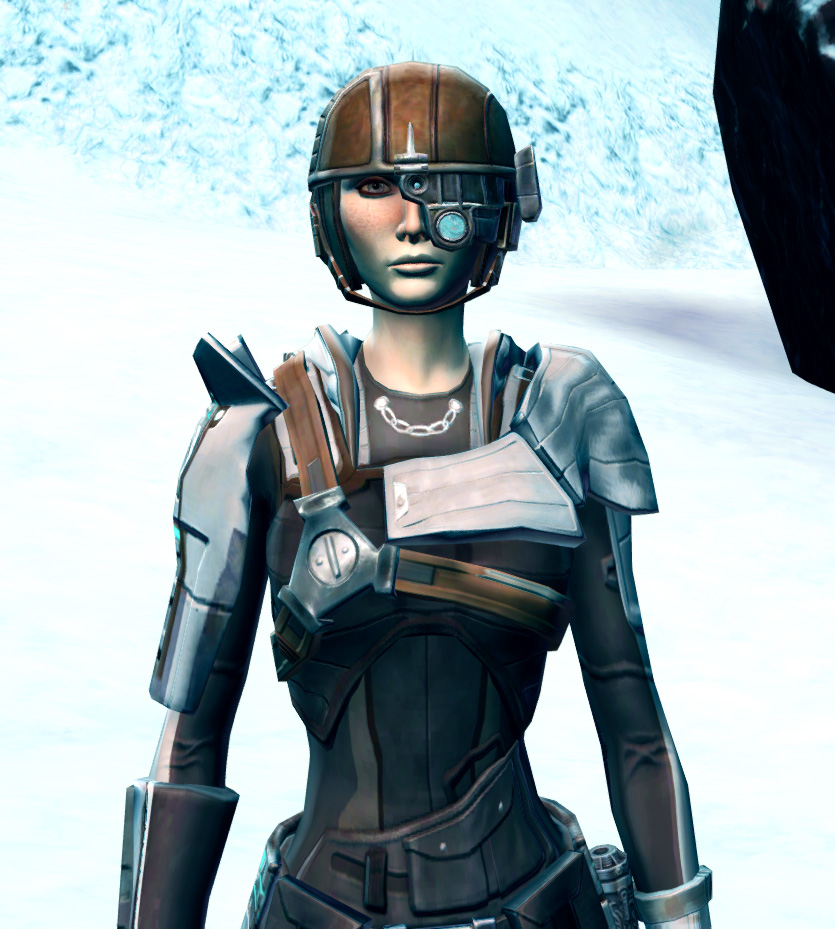 Agile Sharpshooter Armor Set from Star Wars: The Old Republic.