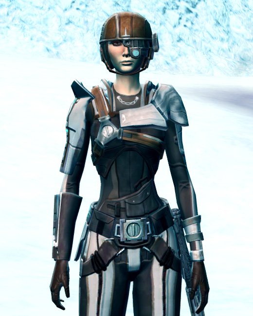 Agile Sharpshooter Armor Set Preview from Star Wars: The Old Republic.