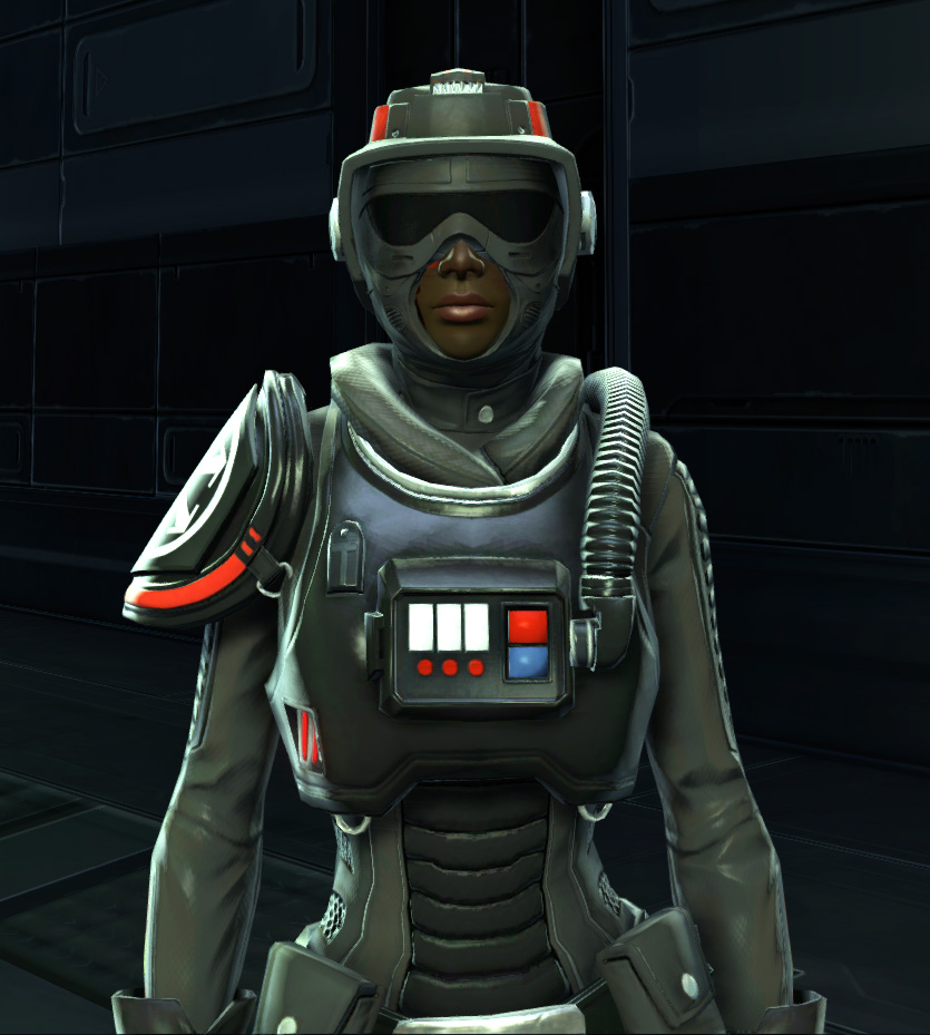 Alliance Reconnaissance Armor Set from Star Wars: The Old Republic.