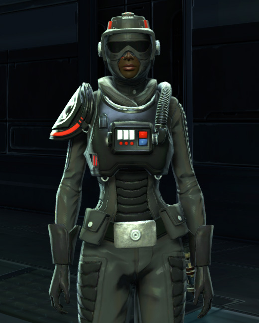 Alliance Reconnaissance Armor Set Preview from Star Wars: The Old Republic.