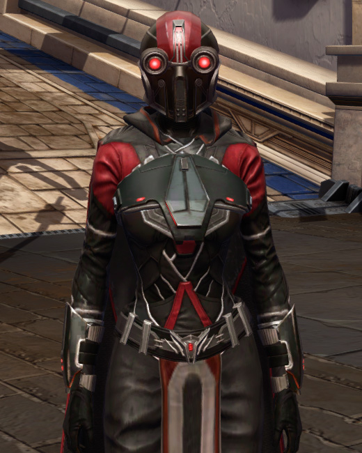 Amplified Champion Armor Set Preview from Star Wars: The Old Republic.