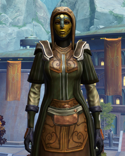 Anointed Demicot Armor Set Preview from Star Wars: The Old Republic.