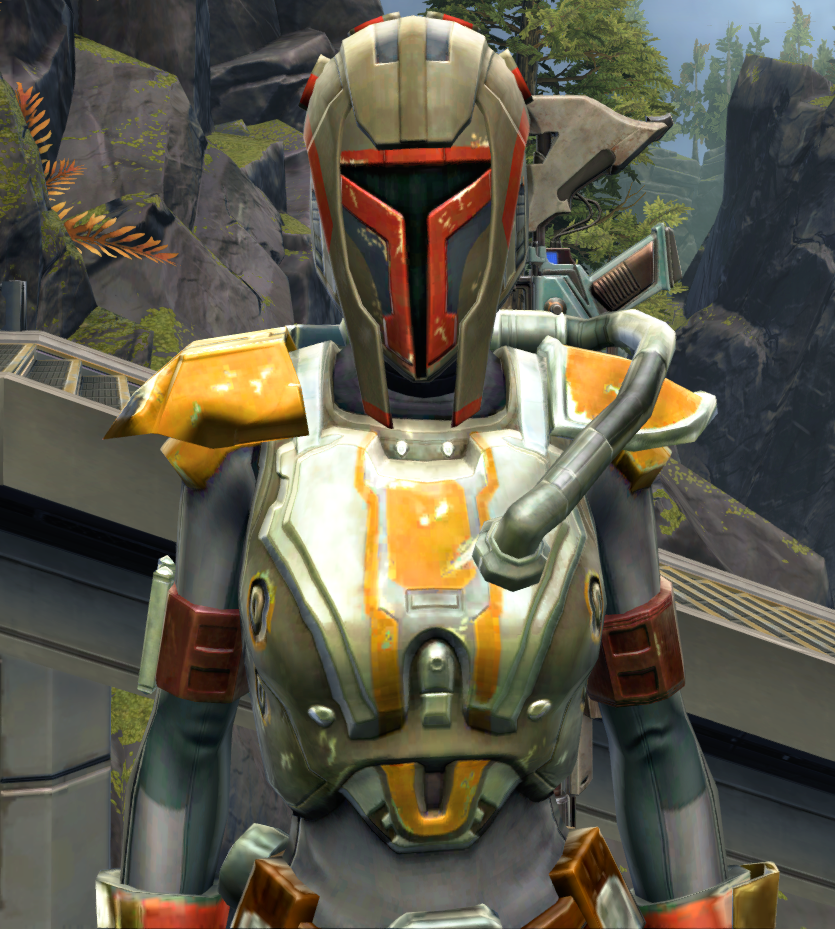 Apex Predator Armor Set from Star Wars: The Old Republic.