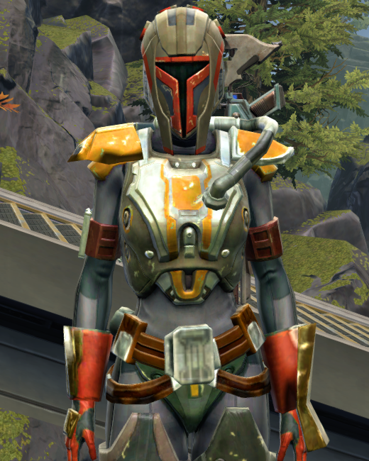 Apex Predator Armor Set Preview from Star Wars: The Old Republic.