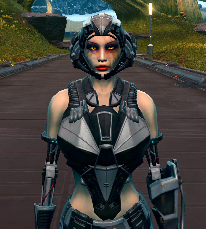 B-100 Cybernetic Armor Set from Star Wars: The Old Republic.
