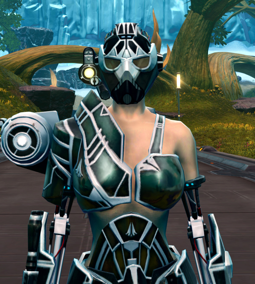 B-200 Cybernetic Armor Set from Star Wars: The Old Republic.