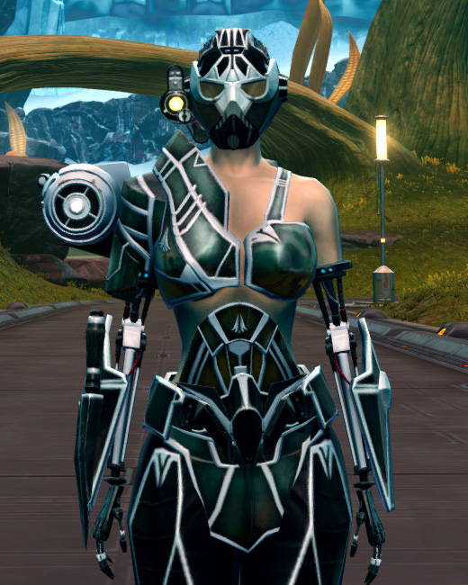 B-200 Cybernetic Armor Set Preview from Star Wars: The Old Republic.