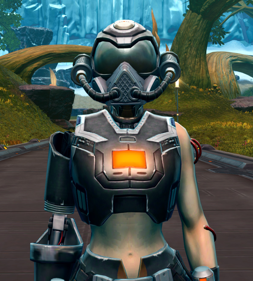 B-400 Cybernetic Armor Set from Star Wars: The Old Republic.