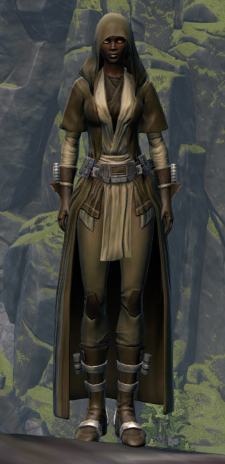Battleborn Armor Set Outfit from Star Wars: The Old Republic.