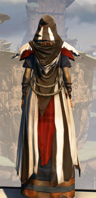 Battlemaster Force-Mystic Armor Set player-view from Star Wars: The Old Republic.