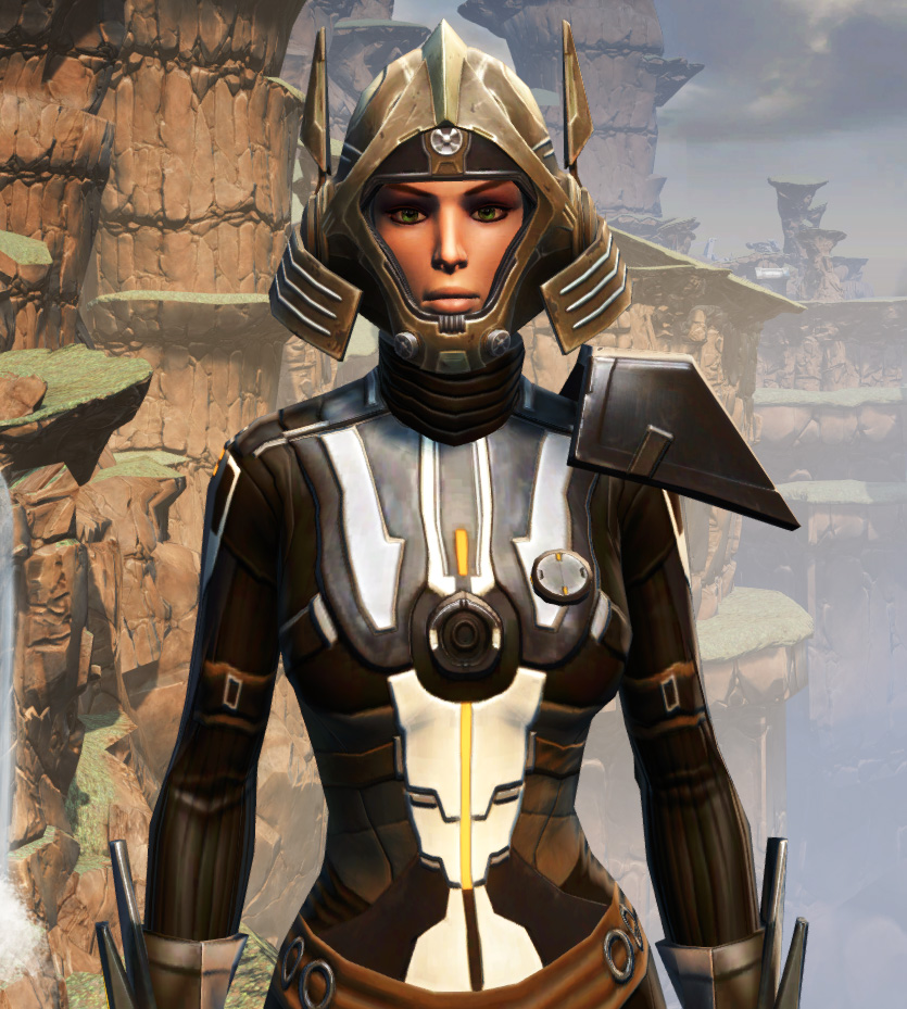 Battlemaster War Leader Armor Set from Star Wars: The Old Republic.