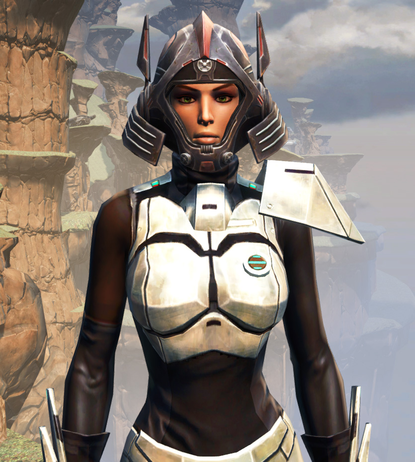 Battlemaster Weaponmaster Armor Set from Star Wars: The Old Republic.