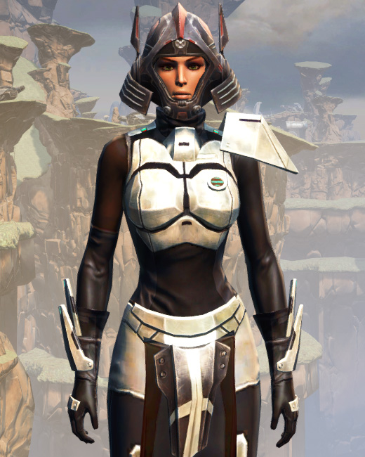 Battlemaster Weaponmaster Armor Set Preview from Star Wars: The Old Republic.