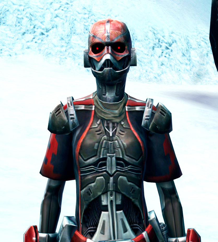 Brutal Executioner Armor Set from Star Wars: The Old Republic.