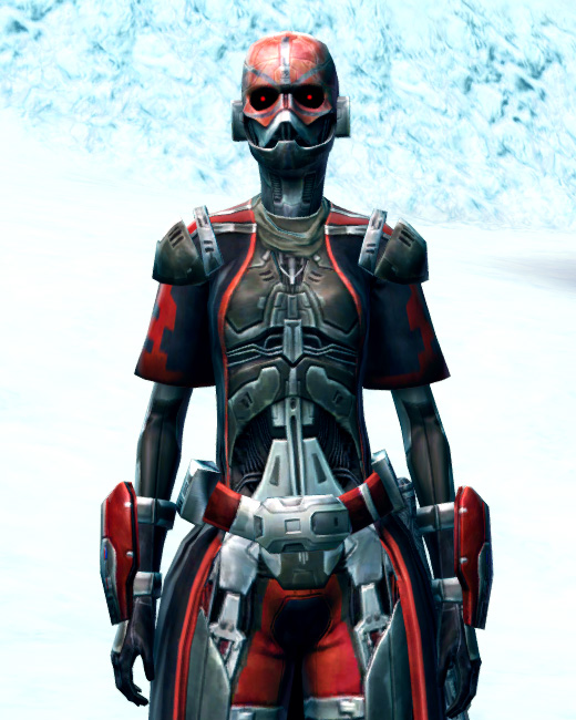 Brutal Executioner Armor Set Preview from Star Wars: The Old Republic.