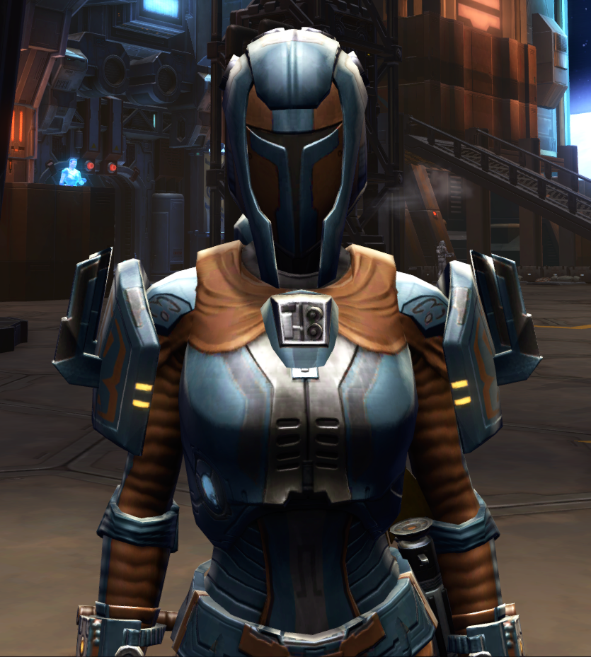 Citadel Med-tech Armor Set from Star Wars: The Old Republic.