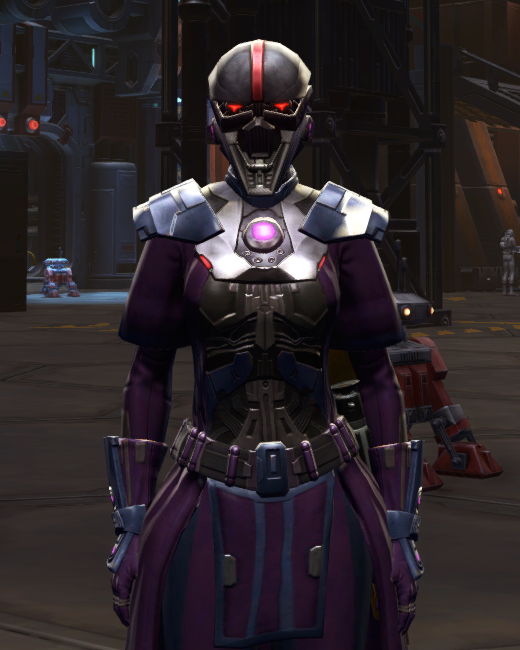 Citadel Pummeler Armor Set Preview from Star Wars: The Old Republic.