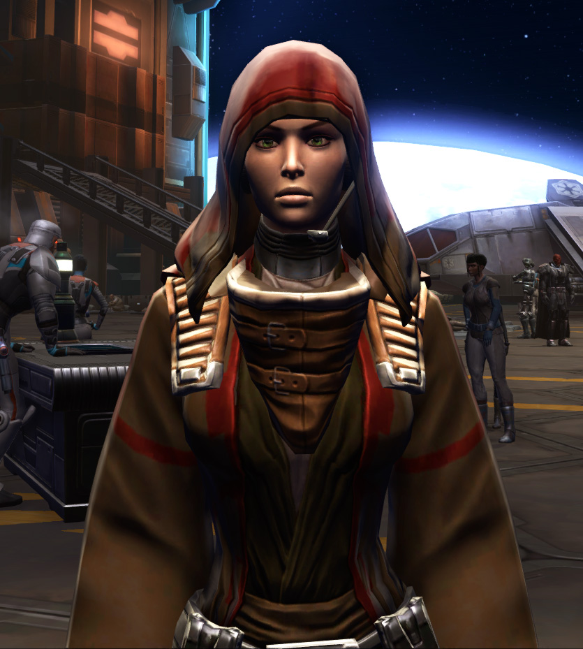 Citadel Pummeler Armor Set from Star Wars: The Old Republic.