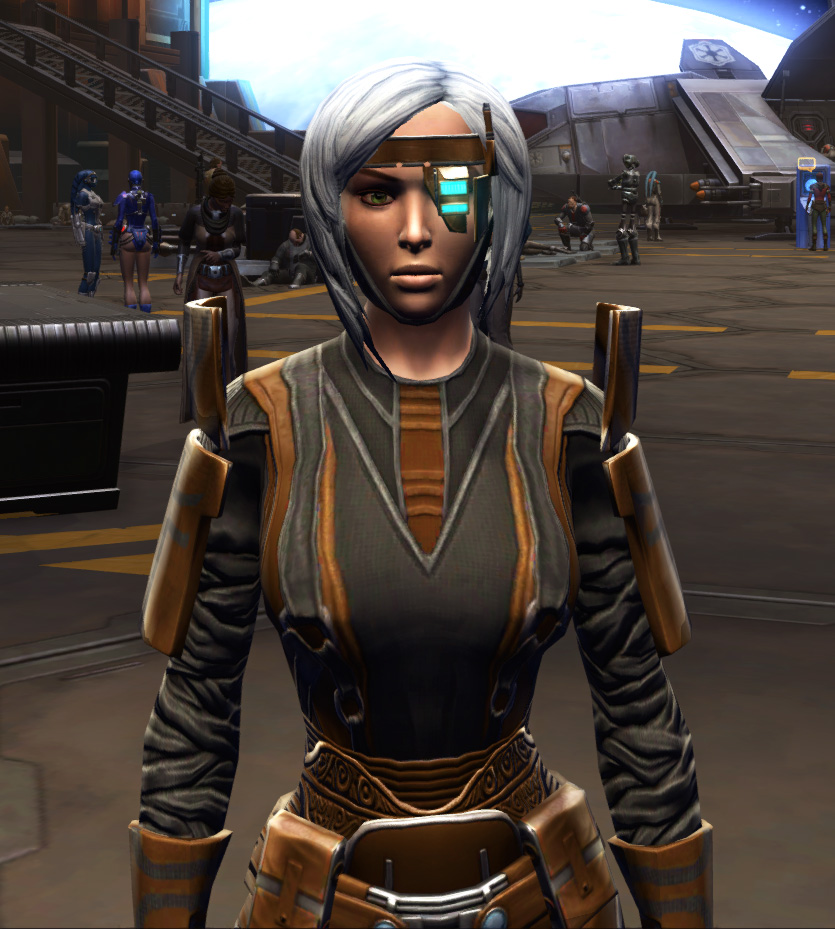 Citadel Force-lord Armor Set from Star Wars: The Old Republic.