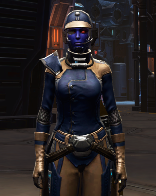 Citadel Targeter Armor Set Preview from Star Wars: The Old Republic.