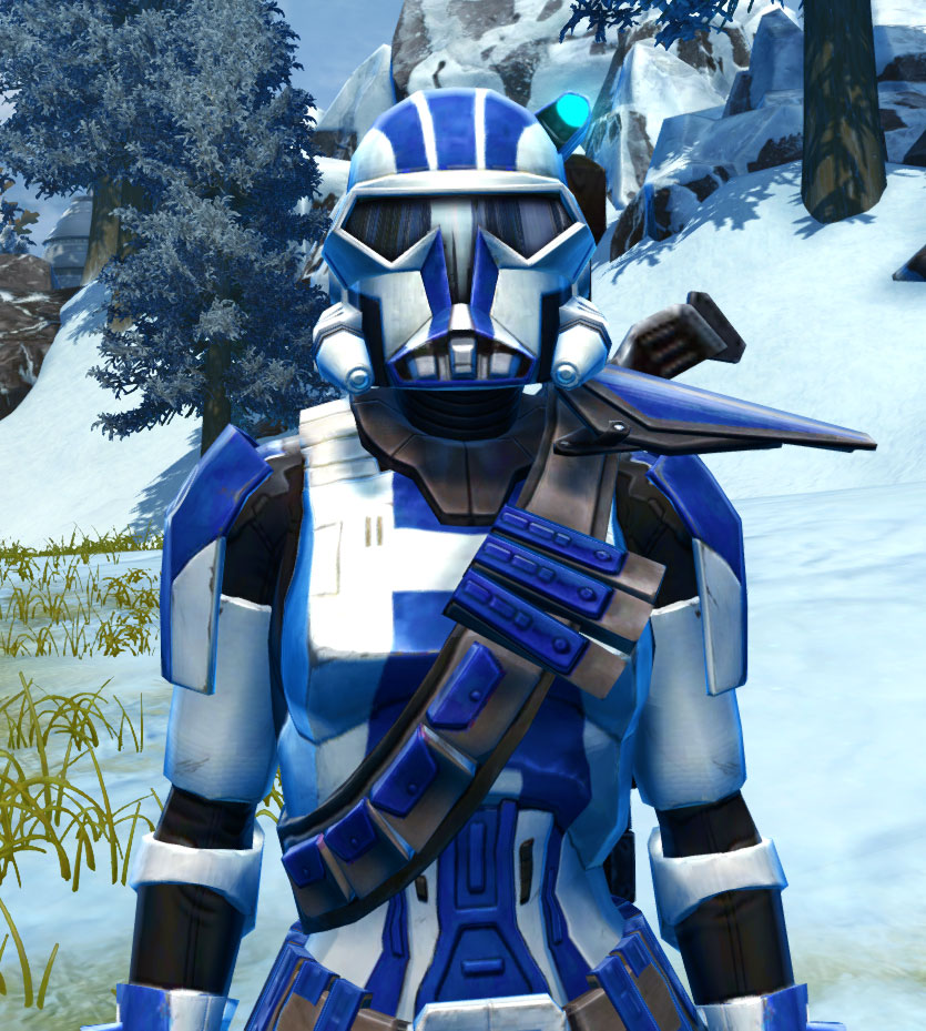 Ciridium Asylum Armor Set from Star Wars: The Old Republic.