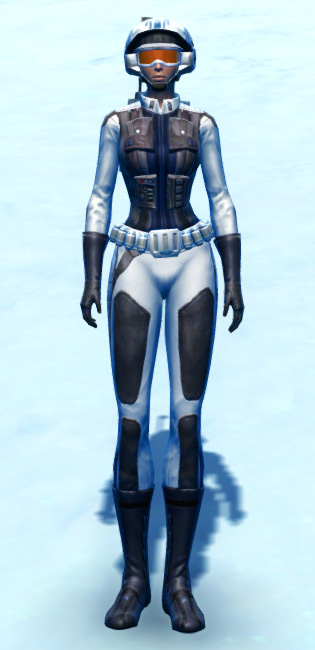 Commando Armor Set Outfit from Star Wars: The Old Republic.