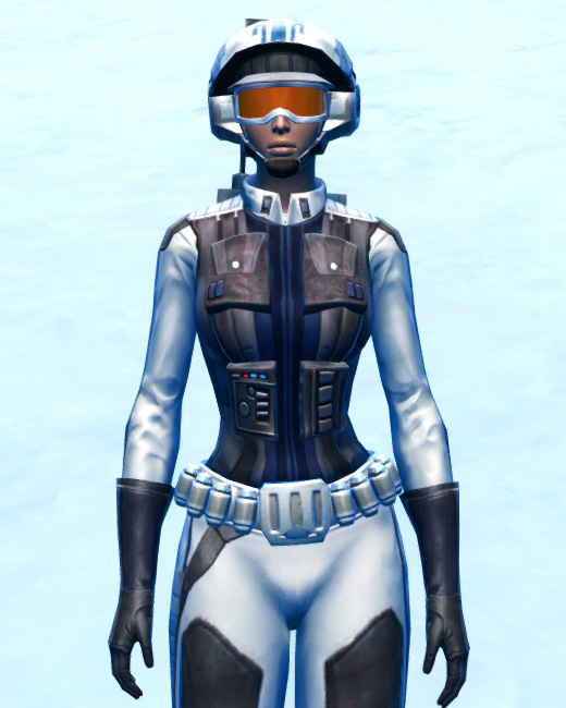 Commando Armor Set Preview from Star Wars: The Old Republic.