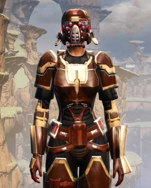 Contract Hunter Armor Set Preview from Star Wars: The Old Republic.