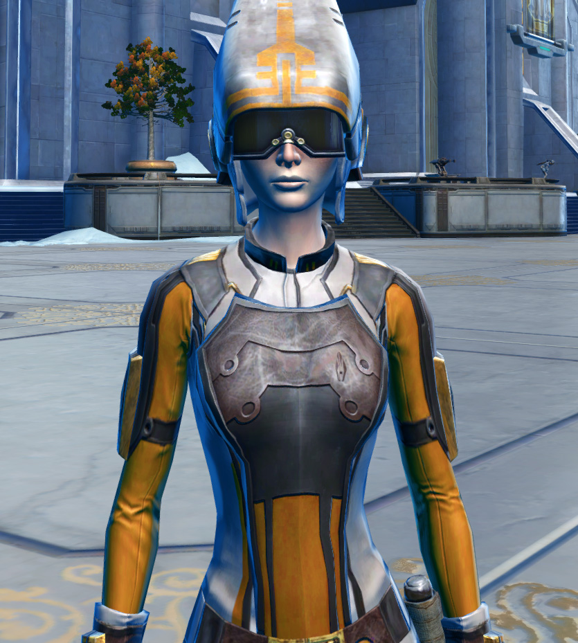 CorSec Armor Set from Star Wars: The Old Republic.