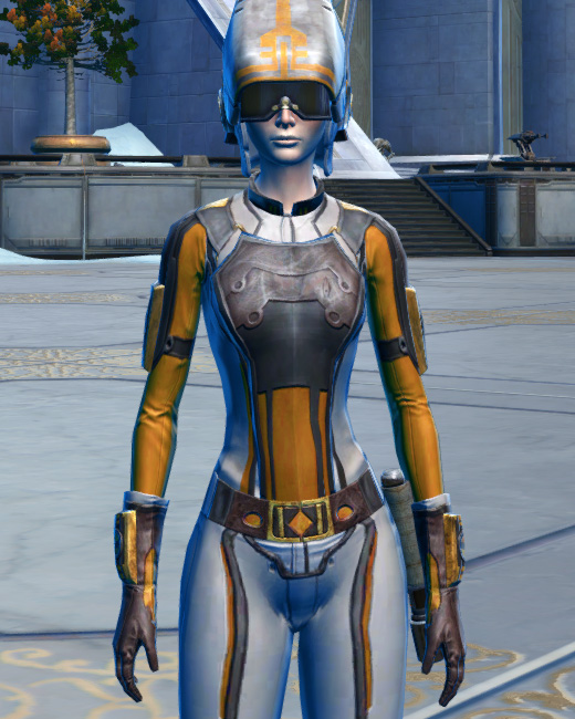 CorSec Armor Set Preview from Star Wars: The Old Republic.