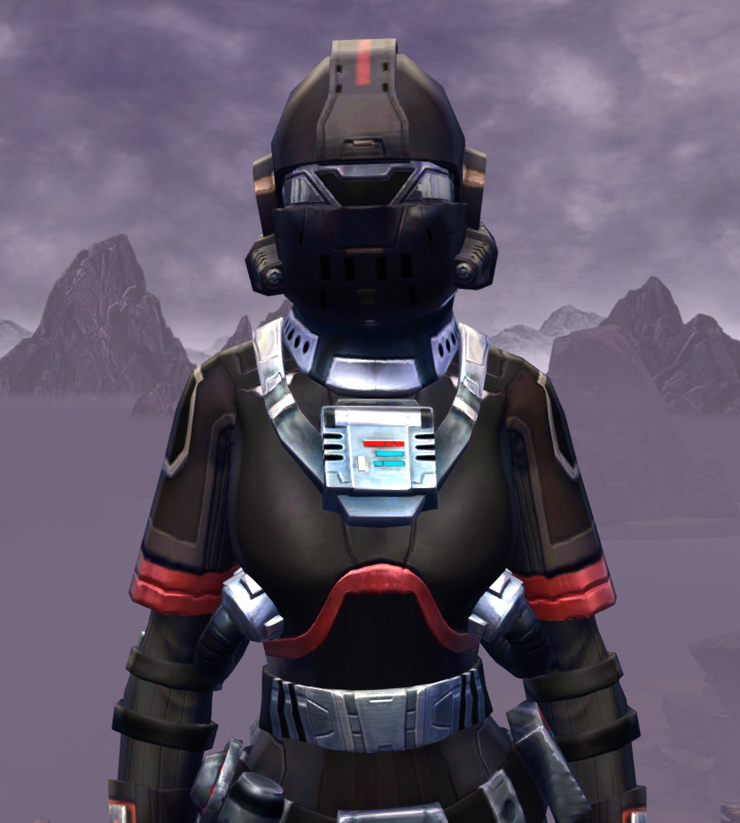 Covert Pilot Suit Armor Set from Star Wars: The Old Republic.