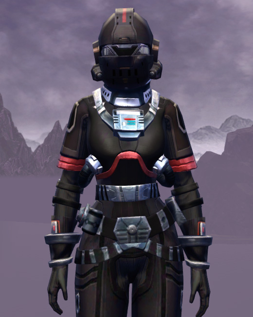 Covert Pilot Suit Armor Set Preview from Star Wars: The Old Republic.