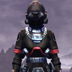 Covert Pilot Suit Armor Set armor thumbnail.