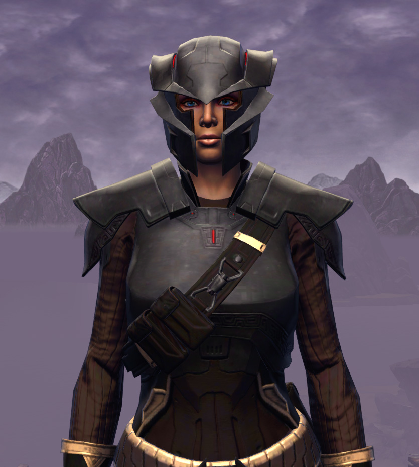 Cutthroat Buccaneer Armor Set from Star Wars: The Old Republic.