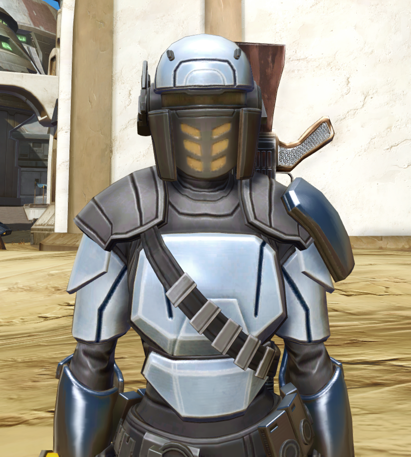 Cyber Agent Armor Set from Star Wars: The Old Republic.