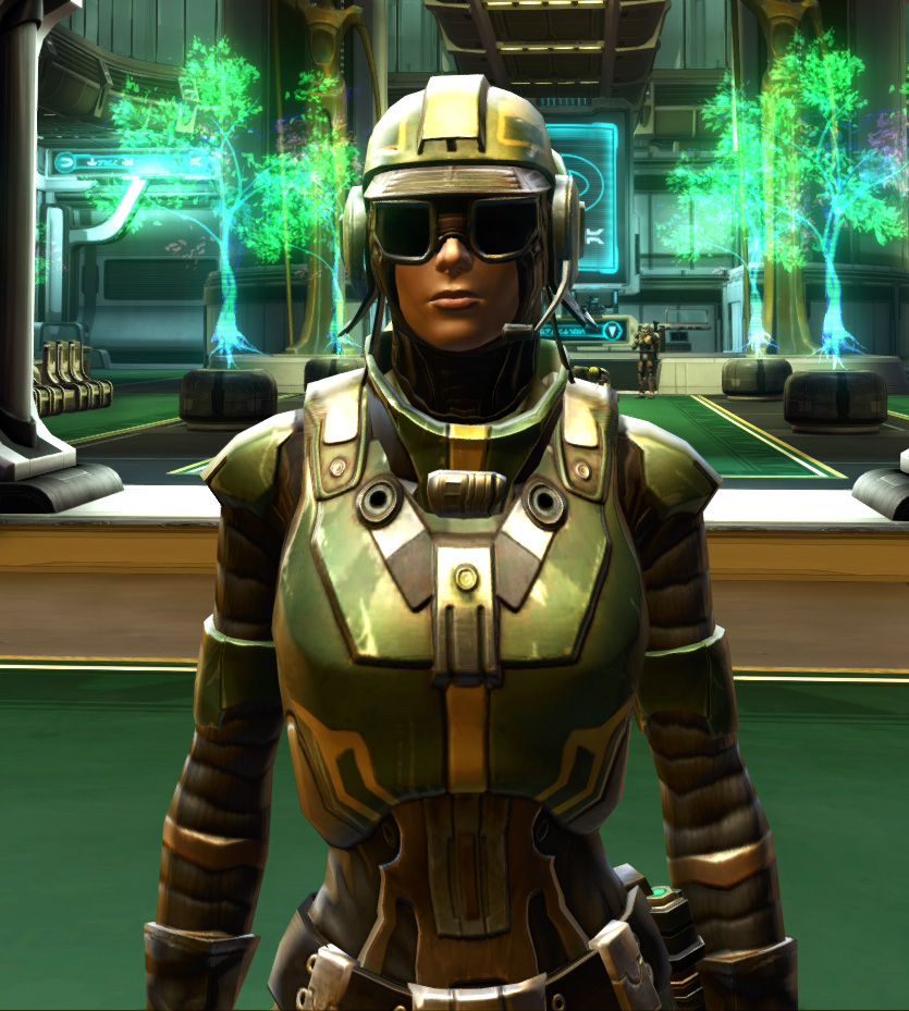 Czerka Security Armor Set from Star Wars: The Old Republic.