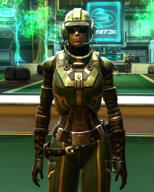 Czerka Security Armor Set Preview from Star Wars: The Old Republic.
