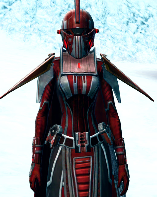 Dark Praetorian Armor Set Preview from Star Wars: The Old Republic.
